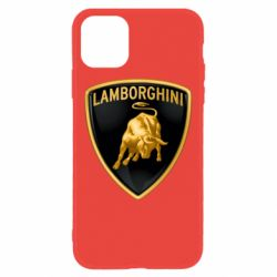 Чохол для iPhone 11 Lamborghini Logo