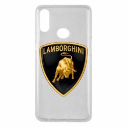Чохол для Samsung A10s Lamborghini Logo