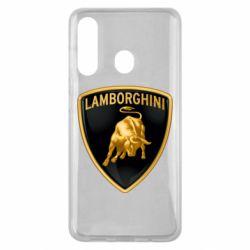 Чохол для Samsung M40 Lamborghini Logo