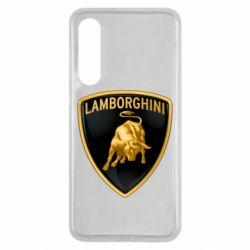 Чохол для Xiaomi Mi9 SE Lamborghini Logo