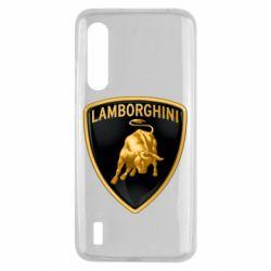 Чохол для Xiaomi Mi9 Lite Lamborghini Logo