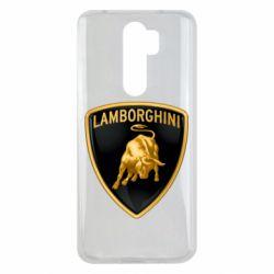 Чохол для Xiaomi Redmi Note 8 Pro Lamborghini Logo