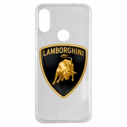 Чохол для Xiaomi Redmi Note 7 Lamborghini Logo