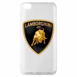 Чохол для Xiaomi Redmi Go Lamborghini Logo