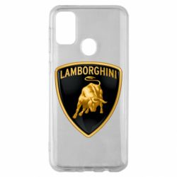 Чохол для Samsung M30s Lamborghini Logo