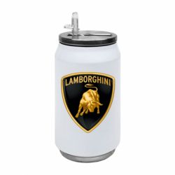 Термобанка 350ml Lamborghini Logo