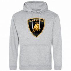 Мужская толстовка Lamborghini Logo