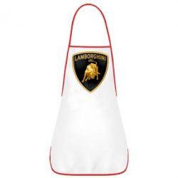 Фартук Lamborghini Logo - FatLine