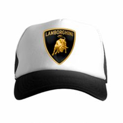 Кепка-тракер Lamborghini Logo - FatLine