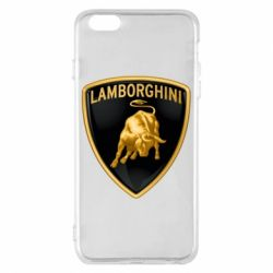 Чохол для iPhone 6 Plus/6S Plus Lamborghini Logo