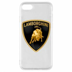 Чохол для iPhone 8 Lamborghini Logo