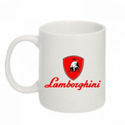 Кружка 320ml Lamborghini Logo - FatLine