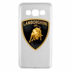 Чохол для Samsung A3 2015 Lamborghini Logo