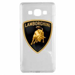 Чохол для Samsung A5 2015 Lamborghini Logo