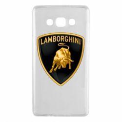 Чохол для Samsung A7 2015 Lamborghini Logo