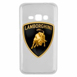 Чохол для Samsung J1 2016 Lamborghini Logo