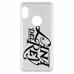 Чохол для Xiaomi Redmi Note 5 Lana Del Rey