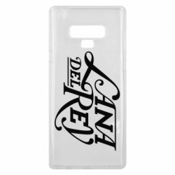 Чохол для Samsung Note 9 Lana Del Rey