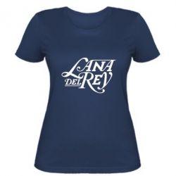 Жіноча футболка Lana Del Rey