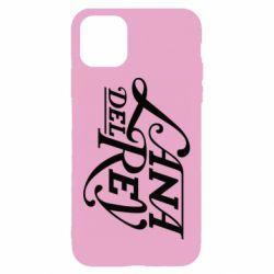 Чохол для iPhone 11 Lana Del Rey