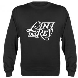 Реглан (світшот) Lana Del Rey