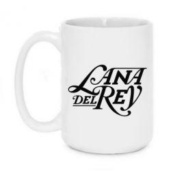 Кружка 420ml Lana Del Rey