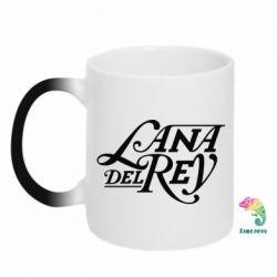 Кружка-хамелеон Lana Del Rey