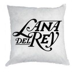 Подушка Lana Del Rey