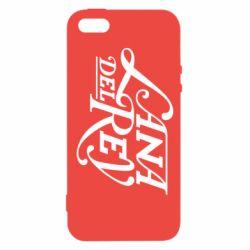 Чохол для iphone 5/5S/SE Lana Del Rey