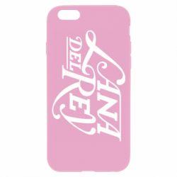 Чохол для iPhone 6/6S Lana Del Rey