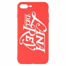 Чохол для iPhone 8 Plus Lana Del Rey