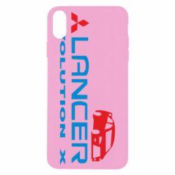 Чехол для iPhone Xs Max Lancer Evolution X