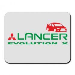 Килимок для миші Lancer Evolution X