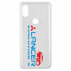 Чехол для Xiaomi Mi Mix 3 Lancer Evolution X
