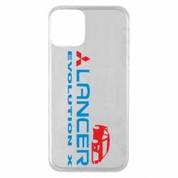 Чехол для iPhone 11 Lancer Evolution X