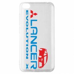 Чехол для Xiaomi Redmi Go Lancer Evolution X
