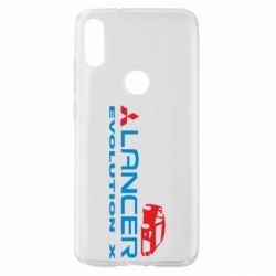 Чехол для Xiaomi Mi Play Lancer Evolution X