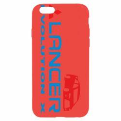 Чехол для iPhone 6/6S Lancer Evolution X