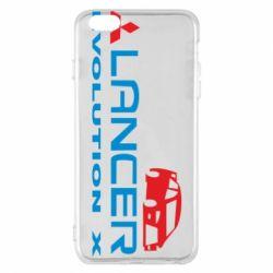 Чехол для iPhone 6 Plus/6S Plus Lancer Evolution X