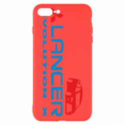 Чехол для iPhone 7 Plus Lancer Evolution X