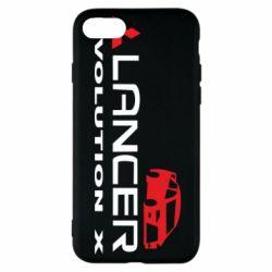 Чехол для iPhone 8 Lancer Evolution X