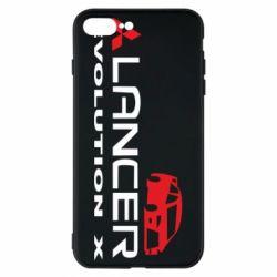 Чехол для iPhone 8 Plus Lancer Evolution X