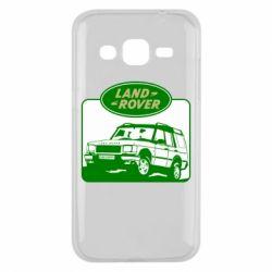 Чохол для Samsung J2 2015 Land Rover