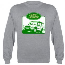 Реглан (свитшот) Land Rover - FatLine
