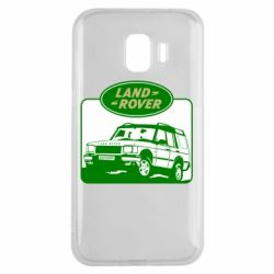 Чохол для Samsung J2 2018 Land Rover