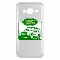 Чохол для Samsung J3 2016 Land Rover