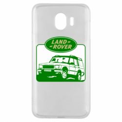 Чохол для Samsung J4 Land Rover