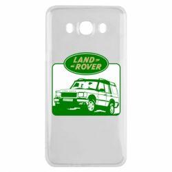 Чохол для Samsung J7 2016 Land Rover