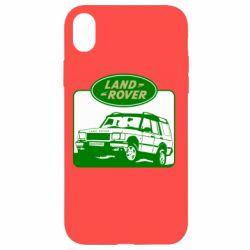 Чохол для iPhone XR Land Rover