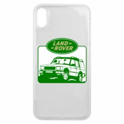 Чохол для iPhone Xs Max Land Rover